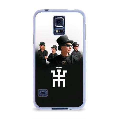 Чехол для Samsung Galaxy S5 силиконовый  Фото 01, Пикник 1