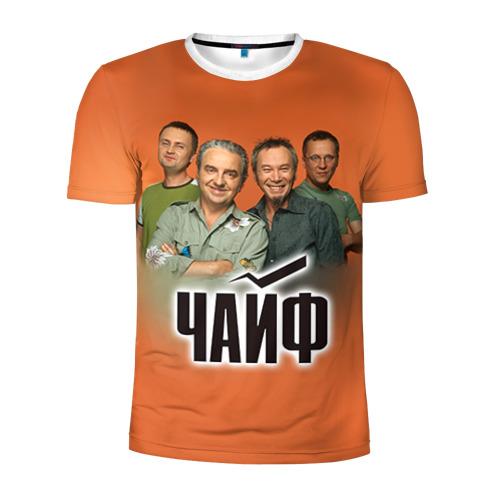 Мужская футболка 3D спортивная  Фото 01, Чайф 1