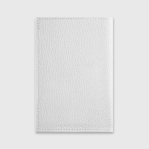 Обложка для паспорта матовая кожа  Фото 02, Панда Love