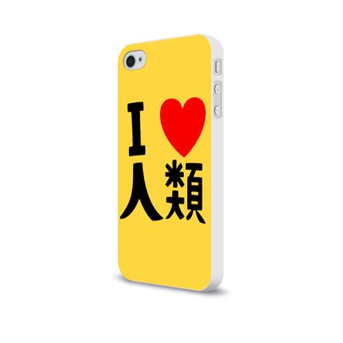 Чехол для Apple iPhone 4/4S soft-touch  Фото 03, No game no life Sora