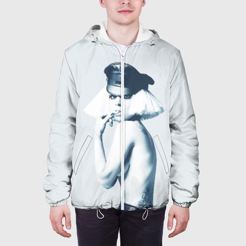 Мужская куртка 3D  Фото 04, Gaga
