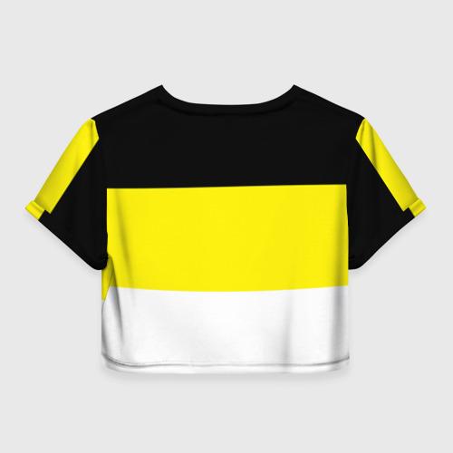Женская футболка Cropp-top Имперский Флаг Фото 01