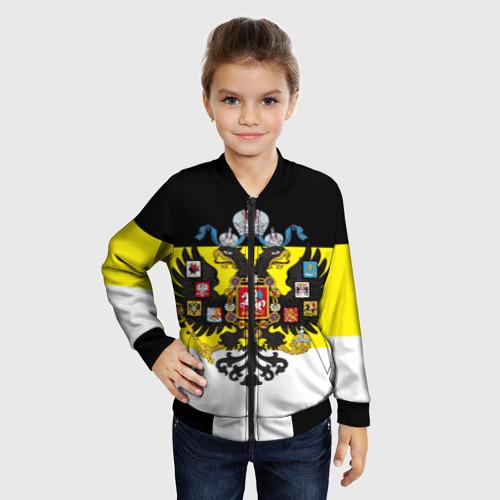 Детский бомбер 3D Имперский Флаг Фото 01