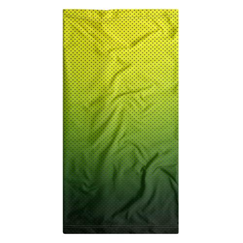Бандана-труба 3D  Фото 07, Зелёная текстура