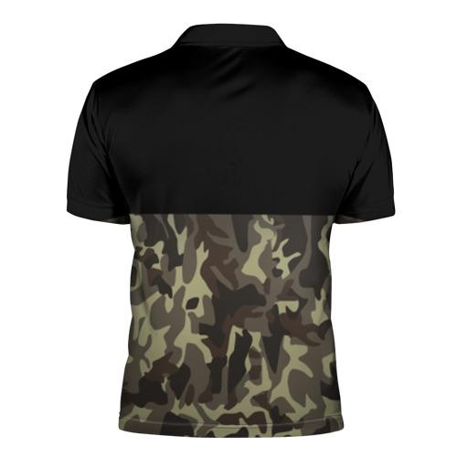 Мужская рубашка поло 3D FCK Фото 01