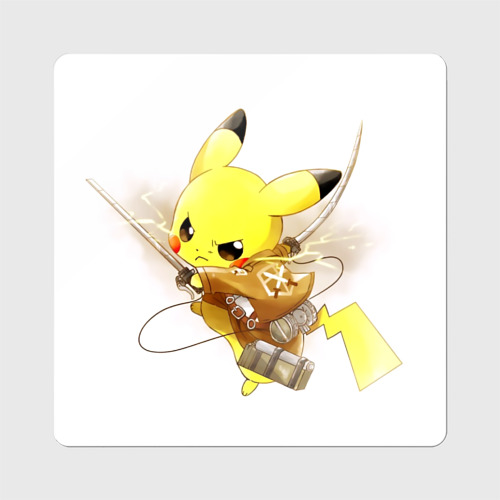 Attack on Titan - Pikachu