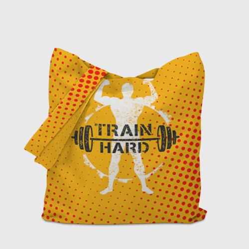 Сумка 3D повседневная  Фото 04, Train hard 3