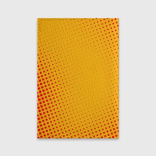 Обложка для паспорта матовая кожа  Фото 02, Train hard 3