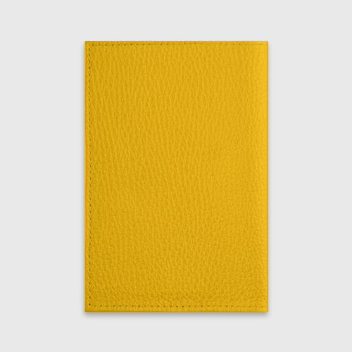 Обложка для паспорта матовая кожа  Фото 02, Train hard 6