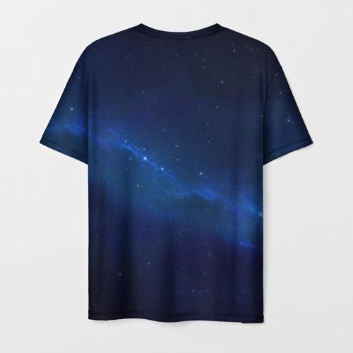 Мужская футболка 3D На Земле с 1983 Фото 01