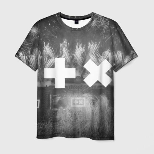 Мужская футболка 3D Martin Garrix Collection