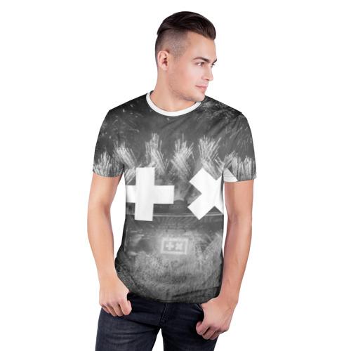 Мужская футболка 3D спортивная  Фото 03, Martin Garrix Collection