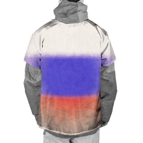 Накидка на куртку 3D  Фото 02, Флаг