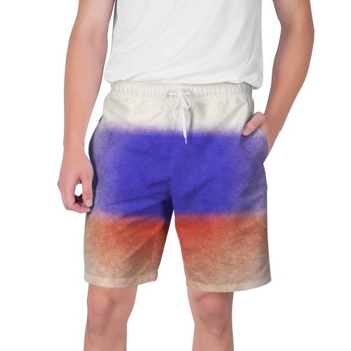 Мужские шорты 3D Флаг