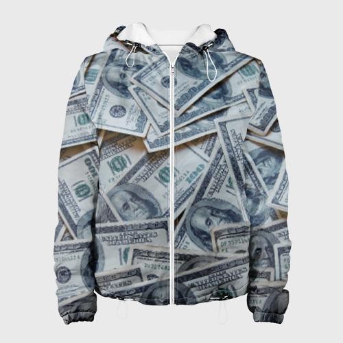 Женская куртка 3D  Фото 01, Money