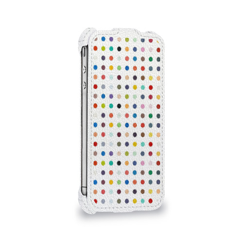Чехол для Apple iPhone 4/4S flip  Фото 05, love lust faith + dreams