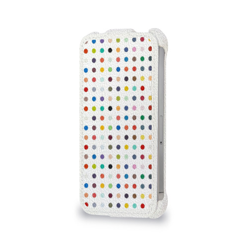 Чехол для Apple iPhone 4/4S flip  Фото 06, love lust faith + dreams