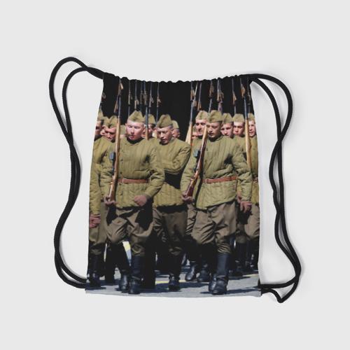 Рюкзак-мешок 3D  Фото 05, Вооруженные силы СССР
