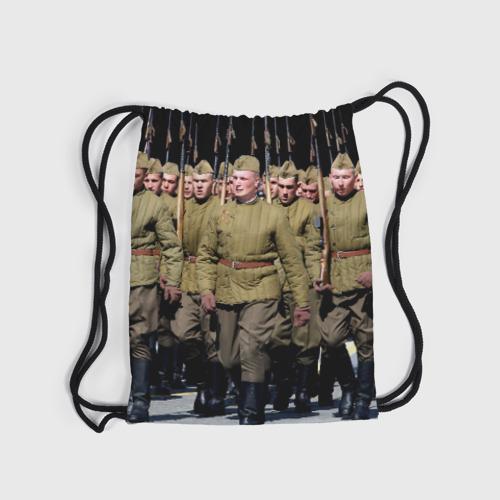 Рюкзак-мешок 3D  Фото 04, Вооруженные силы СССР