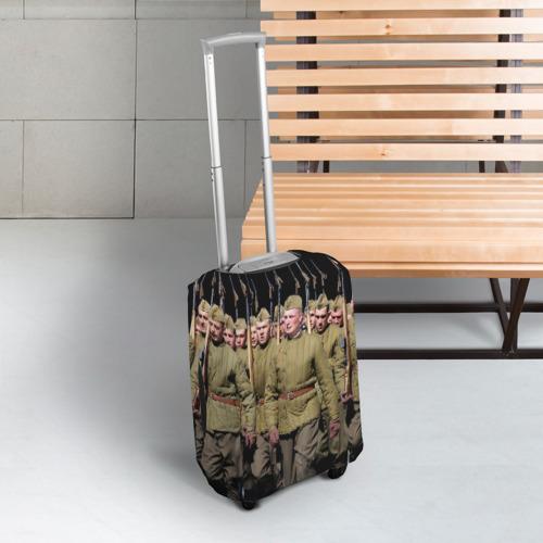 Чехол для чемодана 3D  Фото 03, Вооруженные силы СССР