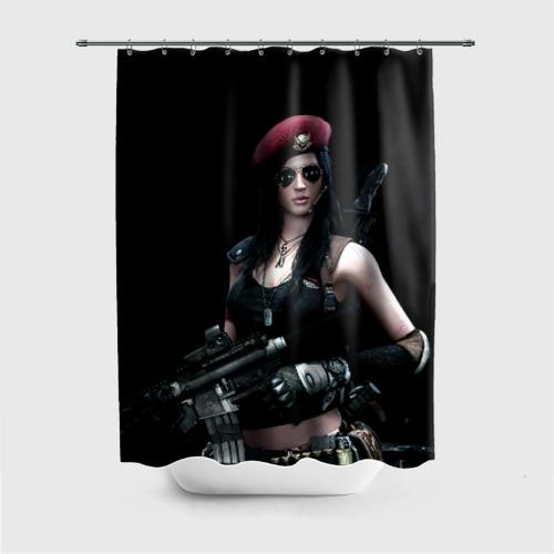 Девушка воин