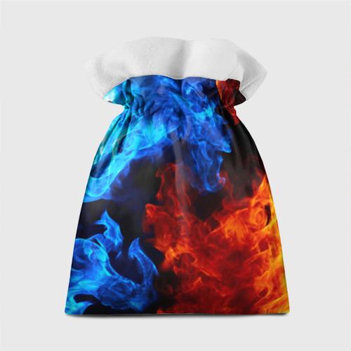 Подарочный 3D мешок Битва огней Фото 01