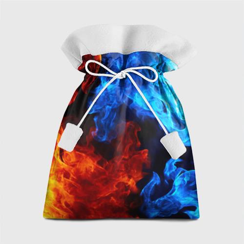 Подарочный 3D мешок Битва огней