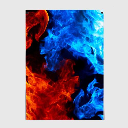 Постер Битва огней Фото 01
