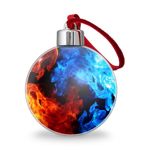 Ёлочный шар Битва огней Фото 01