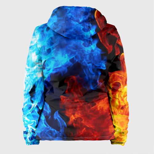 Женская куртка 3D Битва огней Фото 01