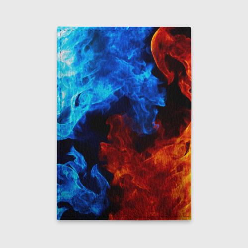 Обложка для автодокументов Битва огней Фото 01