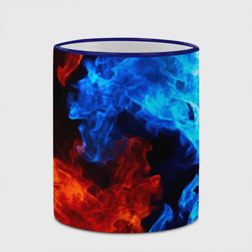 Кружка с полной запечаткой Битва огней Фото 01