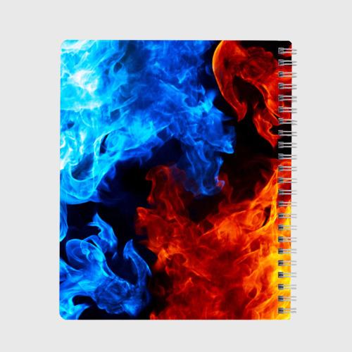 Тетрадь Битва огней Фото 01