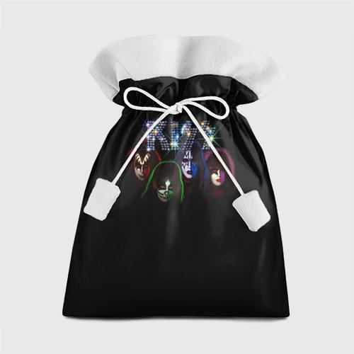Подарочный 3D мешок KISS Фото 01
