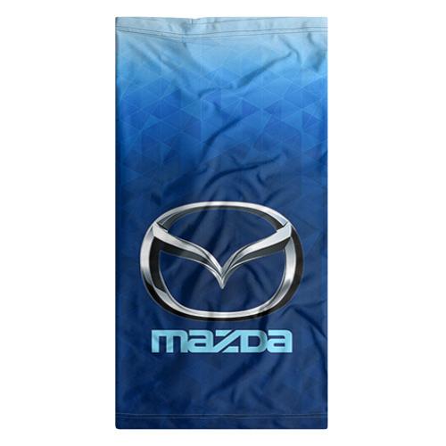 Бандана-труба 3D  Фото 07, Mazda