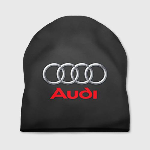 Шапка 3D Audi