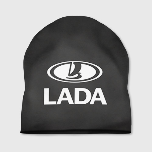 Шапка 3D Lada Фото 01