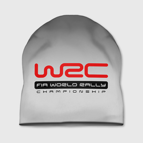Шапка 3D WRC