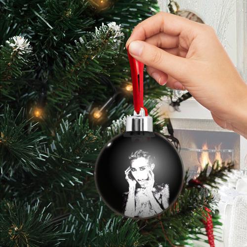 Ёлочный шар  Фото 03, Miley