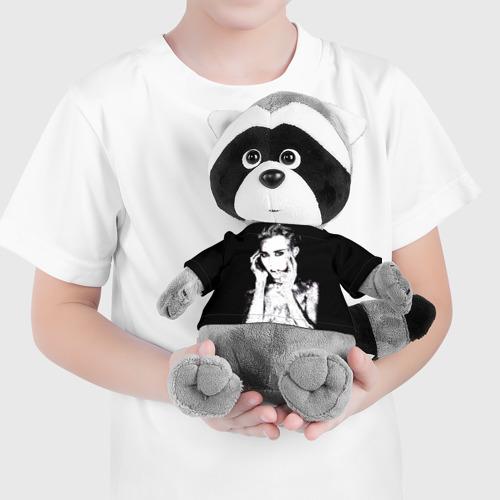 Енотик в футболке 3D Miley Фото 01