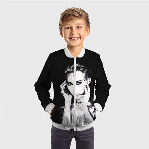 Детский бомбер 3D  Фото 05, Miley