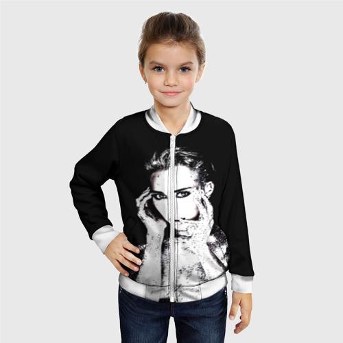 Детский бомбер 3D  Фото 06, Miley