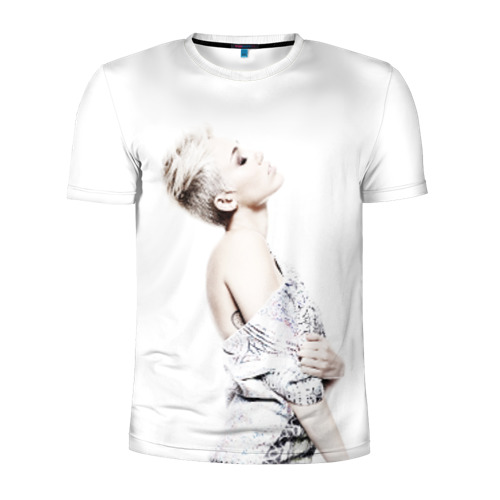 Мужская футболка 3D спортивная  Фото 01, Miley