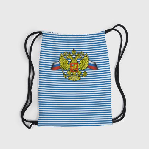 Рюкзак-мешок 3D  Фото 04, Герб РФ