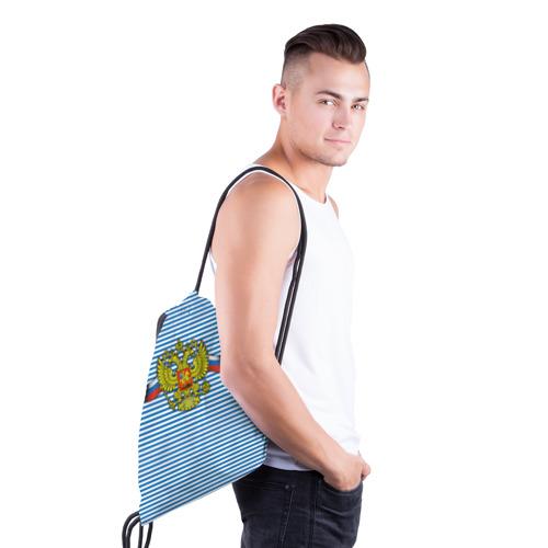 Рюкзак-мешок 3D  Фото 03, Герб РФ