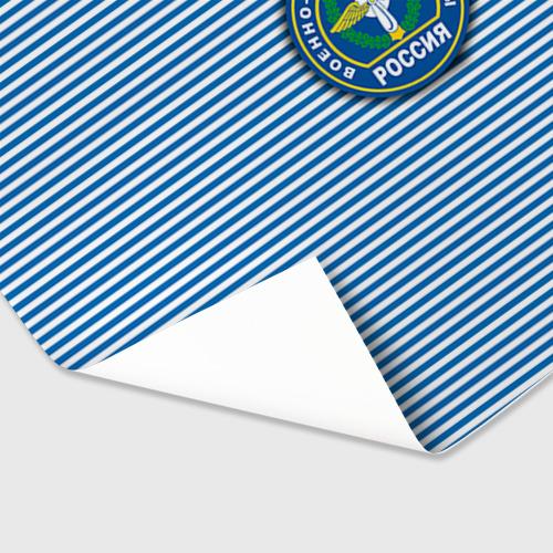 Бумага для упаковки 3D  Фото 03, ВВС РФ