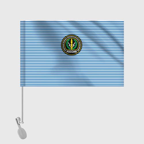 Флаг для автомобиля  Фото 02, РВСН