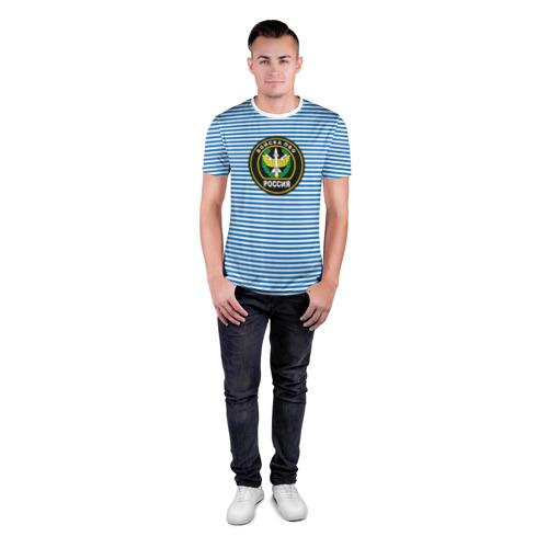 Мужская футболка 3D спортивная  Фото 04, ПВО