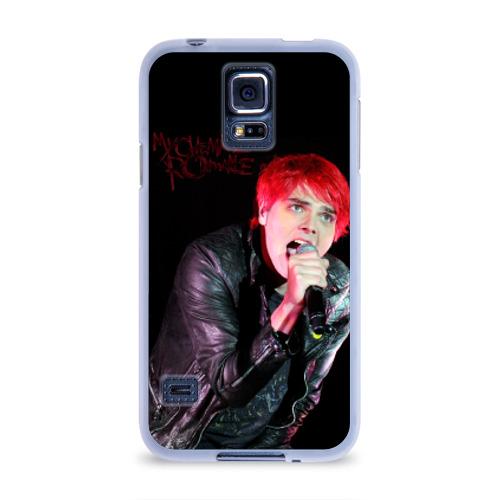 Чехол для Samsung Galaxy S5 силиконовый  Фото 01, Уэй Джерард