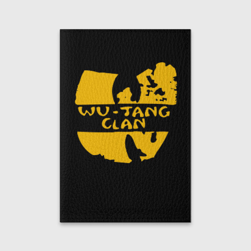Обложка для паспорта матовая кожа  Фото 01, Wu Tang Clan
